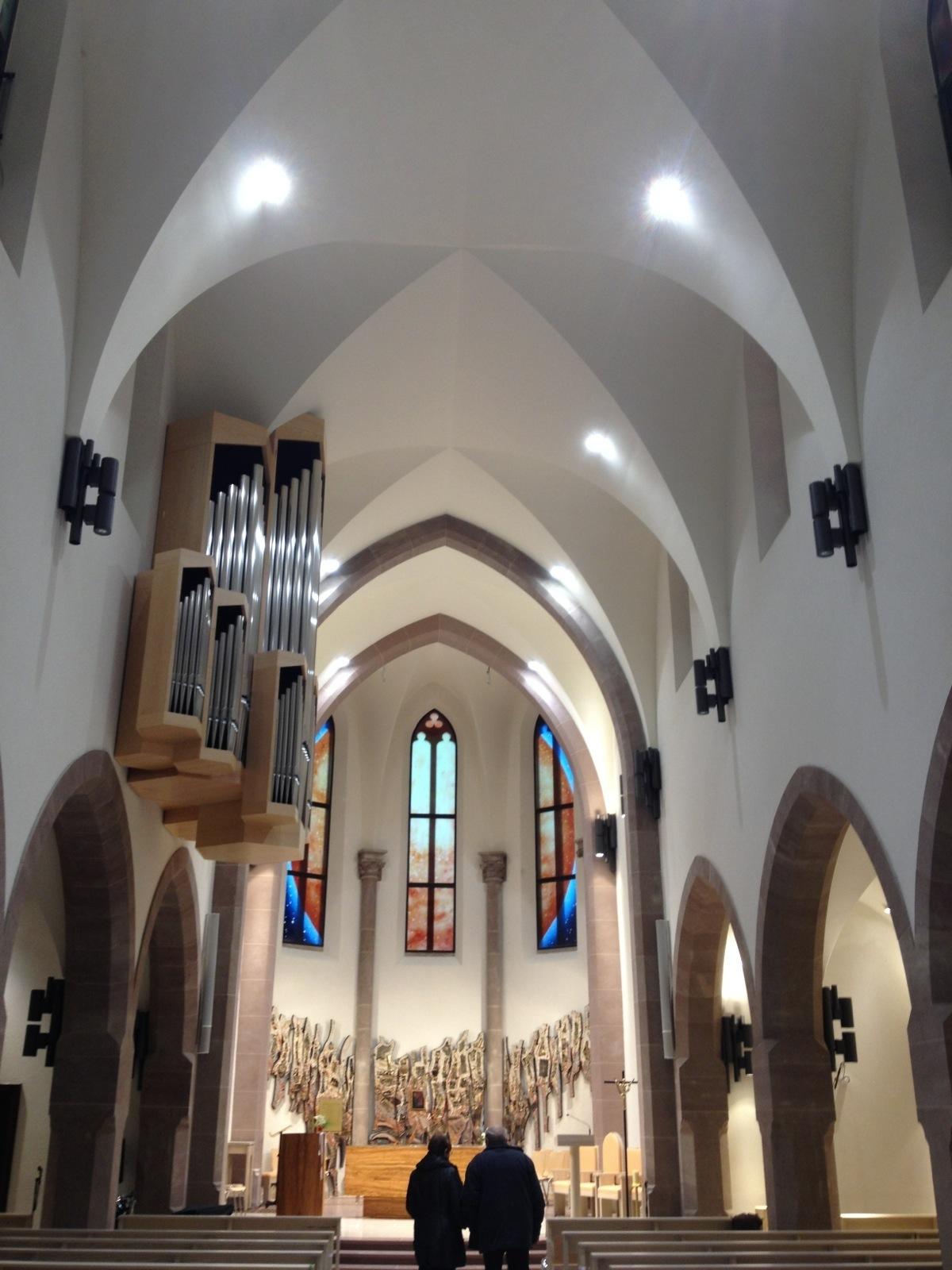 24 - Eglise de GERSTHEIM