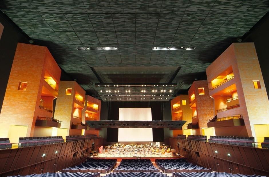 R 233 Flecteurs De Salles De Concert De La Philharmonie De