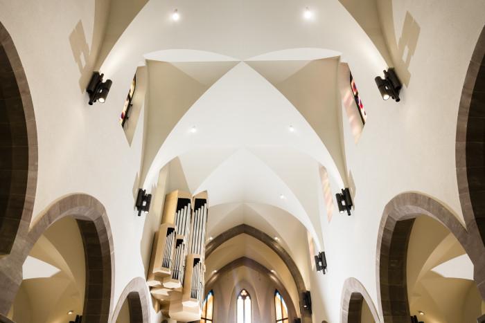 Eglise Saint-Denis , Trophées 2015 Placo Saint-Gobain