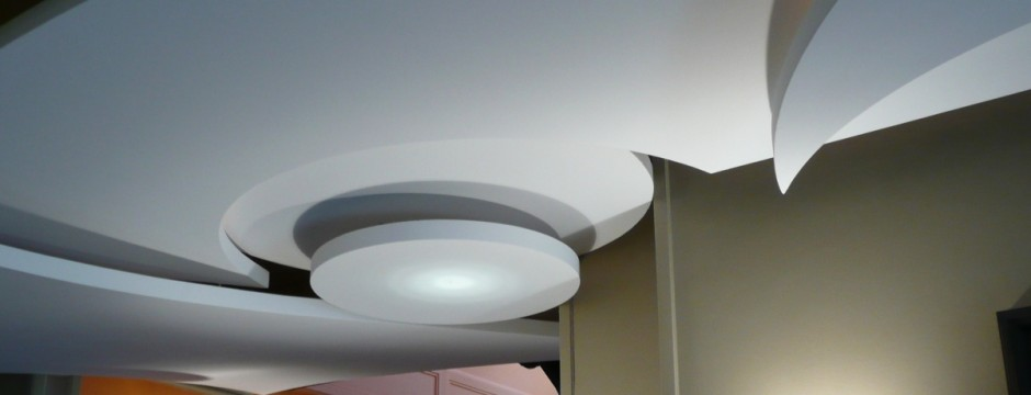 Plafond non démontable WEREYSTENGER 1