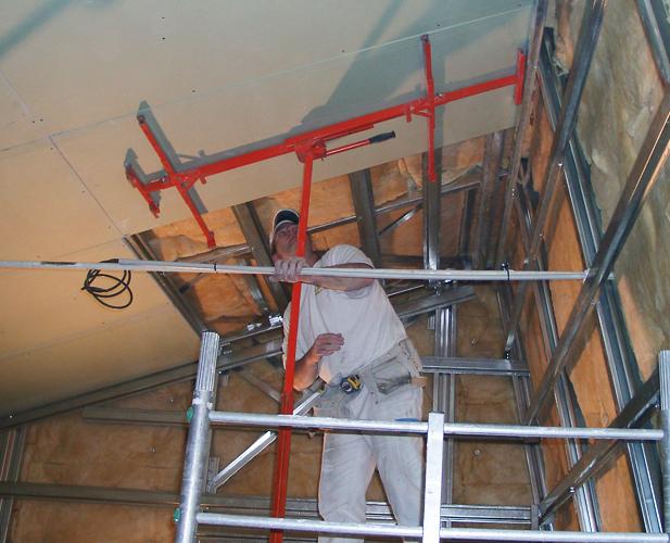 Plafond non démontable WEREYSTENGER 2